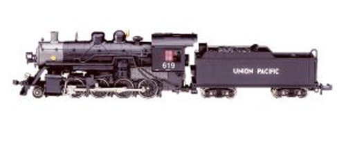 BAC51352  N 2-8-0 w/DCC & Sound Value, UP