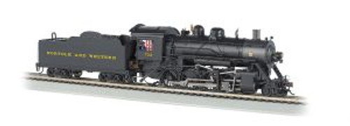 BAC51353  N 2-8-0 w/DCC & Sound Value, N&W