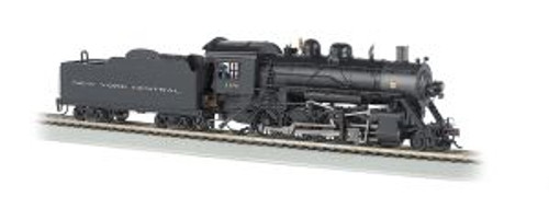 BAC51354  N 2-8-0 w/DCC & Sound Value, NYC