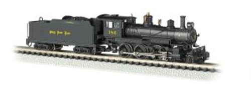 BAC51459  N 4-6-0 w/DCC, NKP #182