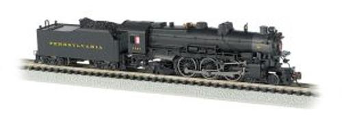 BAC52851  N K4 4-6-2 w/DCC & Sound Value, PRR/Post-War #1361