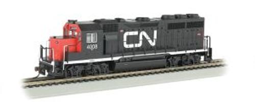 BAC60307  HO GP40 w/DCC, CN #4008