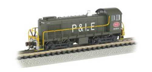 BAC63153  N S4 w/DCC, NYC/P&LE #8662
