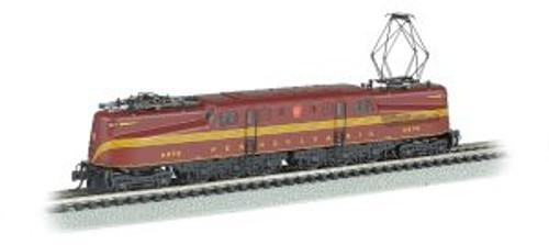 BAC65252  N GG1, PRR/Tuscan/5 Stripe