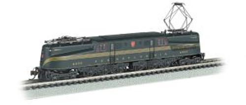 BAC65353  N GG1 w/DCC&Sound Value, PRR/Blk Jack/Grn/5Stripe