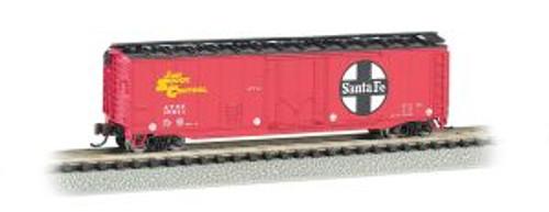 BAC71052  N 50' Plug Door Box, SF