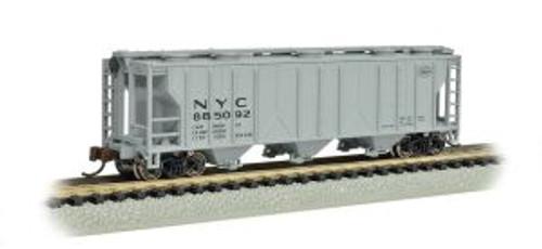 BAC73856  N PS-2 3-Bay Covered Hopper, NYC