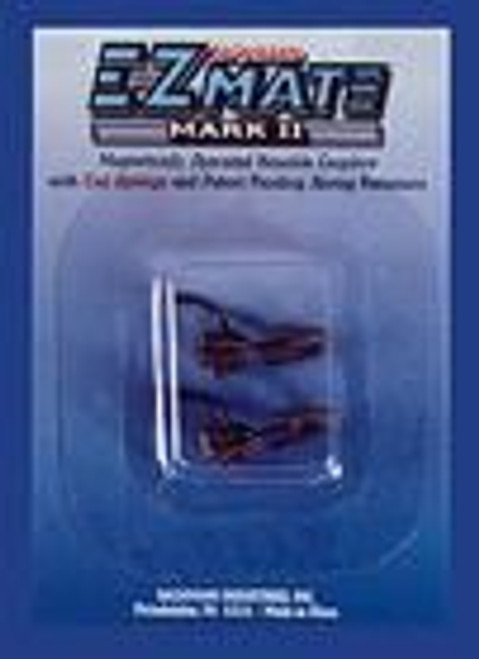 BAC78022  HO EZ Mate Mark II Over Knuckle Coupler, Medium