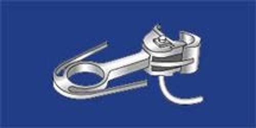 BAC78105  HO EZ Mate Center Shank Knuckle Coupler,Medium(25)