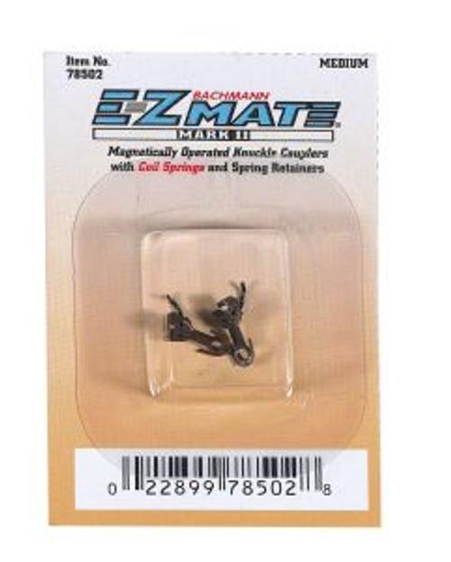 BAC78502  N EZ Mate Mark II Center Knuckle Coupler, Medium