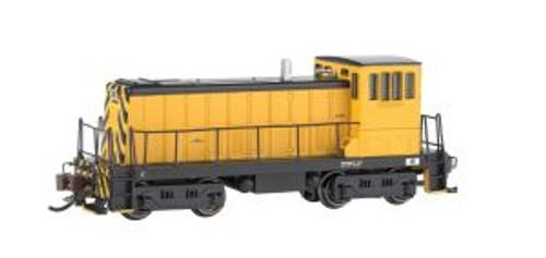 BAC82054  N Spectrum 70-Ton w/DCC, Yellow/Black