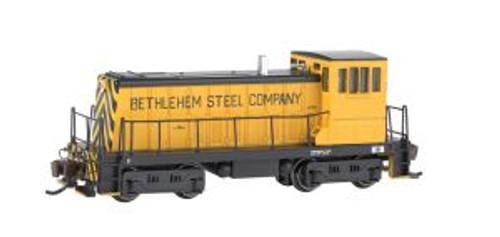 BAC82057  N Spectrum 70-Ton w/DCC, BeHO Scale Locomotiveshem Steel