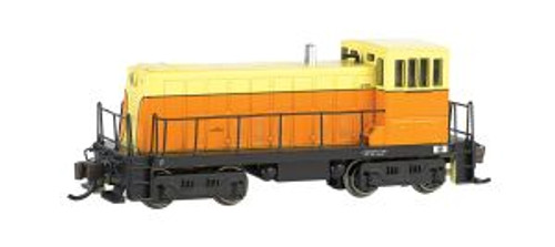 BAC82058  N Spectrum 70-Ton w/DCC, Orange/Cream
