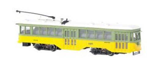 BAC84655  N Spectrum Peter Witt Streetcar w/DCC, Los Angeles