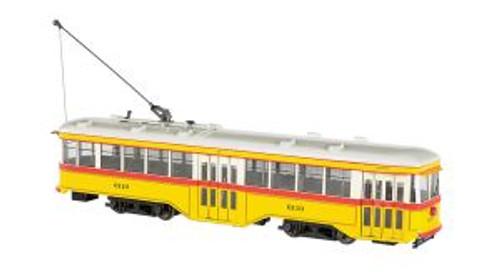 BAC91701  1:29 Peter Witt Streetcar, Baltimore Transit Co