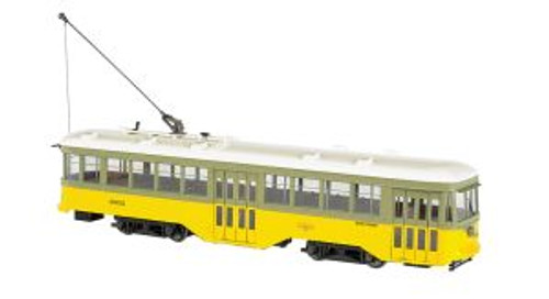 BAC91702  1:29 Peter Witt Streetcar, Los Angeles Railway