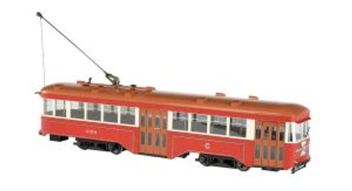 BAC91704  1:29 Peter Witt Streetcar, Chicago Surface Lines