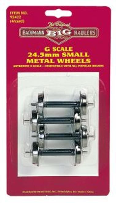 BAC92422  G Small Metal Wheel Set