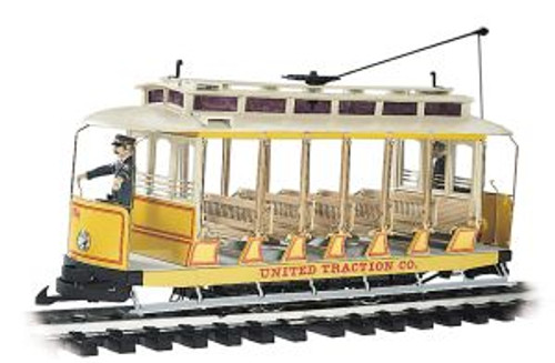 BAC93938  G Open Street Car, United Traction