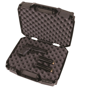 Flambeau 1511DDP Flambeau Tactical Series Double Deep Pistol Case - Black