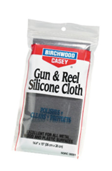 Birchwood Casey 30001 Birchwood Casey Silicone Gun and Reel Cloth