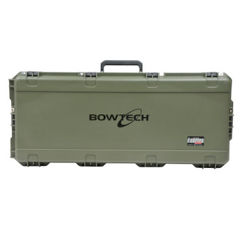 SKB 3i-4217-BPL-M SKB Bowtech iSeries Parallel Limb Single Bow Case-Green