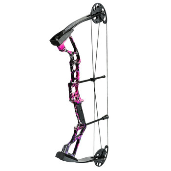 Darton 5D214M1304 Darton Recruit Youth Compound Bow Pkg Muddy Girl 25-30lb LH