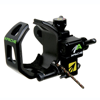 New Archery Products 60-942 New Archery Apache Drop Away Arrow Rest Blk Lefthand