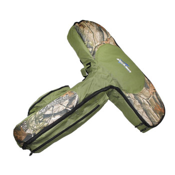 Excalibur 6008 Excalibur Deluxe T-Form Padded Case Green/Camo