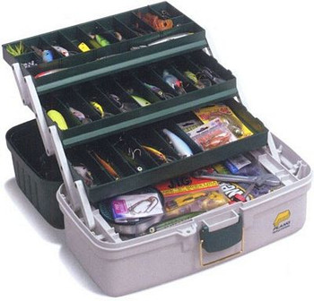 Plano 620306 Plano 3 Tray Tackle Box 6203-06