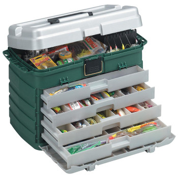 Plano 758-005 Plano 4 Drawer Plano Tackle Box 758-005