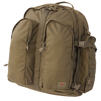 Tacprogear B-SAP3-CT Tacprogear Spec-Ops Assault Pack Large Coyote Tan