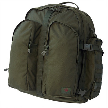 Tacprogear B-SAP3-OD Tacprogear Large Olive Drab Green Spec-Ops Assault Pack