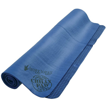 Frogg Toggs CP100-12 Frogg Toggs The Original Chilly Pad Cooling Towel Varsity Bl