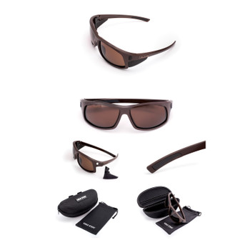 Cold Steel EW13M Cold Steel Battle Shades Mark I - Matte Dark Brown