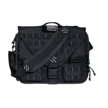 G Outdoors GPS-T1350BCB G.P.S. Tactical Brief Case Black GPS-T1350BCB