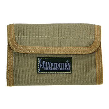 Maxpedition 0229K Maxpedition Spartan Wallet Khaki