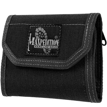Maxpedition 0253B Maxpedition CMC Wallet Black