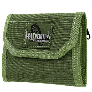 Maxpedition 0253G Maxpedition CMC Wallet OD Green
