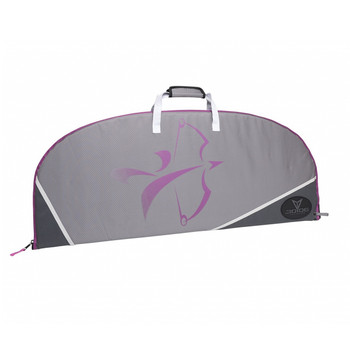 """.30-06 Outdoors NBC40-PR .30-06 Outdoors 40"""" Freestyle Bow Case with Purple Accent"""