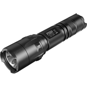 Nitecore P20UV Precise Black Flashlight