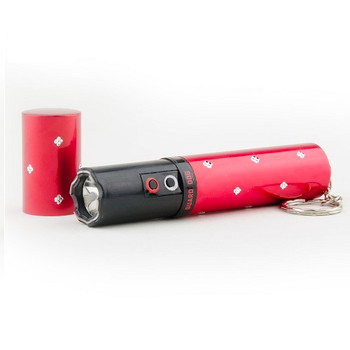 Guard Dog Security SG-GDE3000RD Guard Dog Electra Concealed Lipstick Stun Gun w Flashlight