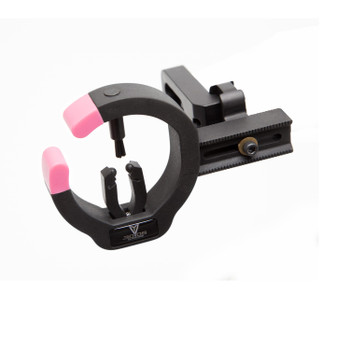 .30-06 Outdoors TAL-PK .30-06 The Talon Full Contain Arrow Rest Black/Pink Accent
