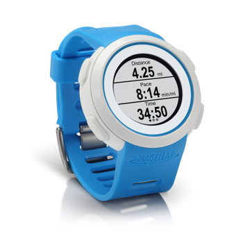 Magellan TW0201SGXNA Magellan Echo Fit Sports Watch Blue