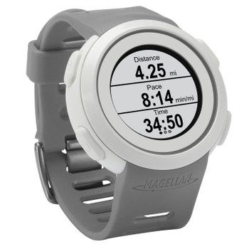 Magellan TW0203SGXNA Magellan Echo Fit Sports Watch Gray