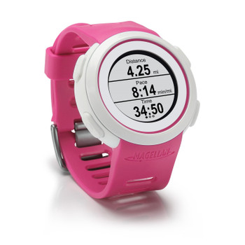 Magellan TW0204SGXNA Magellan Echo Fit Sports Watch Pink