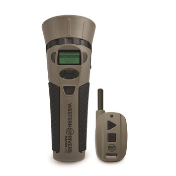 Western Rivers WRC-GC75 Western Rivers Mantis 75R Compact Handheld Caller w/Remote