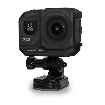 Spypoint Xcel 720 Spypoint Xcel 720 Action Camera-5MP HD-Black