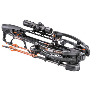 Ravin Crossbows R026 Ravin R26 Predator Dusk Grey Crossbow Package