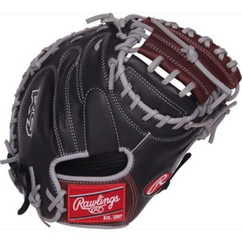 Rawlings R9CM325BSG-3/0 Rawlings R9 Series 32.5 in. Catchers Mitt RH